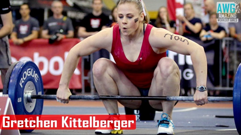 Gretchen Kittelberger CrossFit Games Individual Athlete AWG