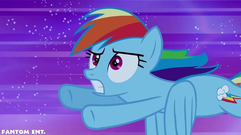 Pmv mlp Nightmares of the Princess Luna