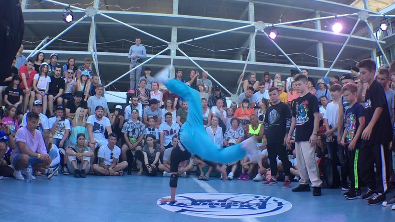 Yalta Summer Jam 2020 power move selection part 3