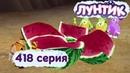 Лунтик - 418 серия. Арбуз