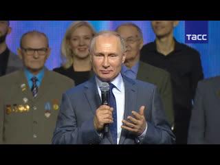 "Владимир Путин посетил ""КамАЗ"""