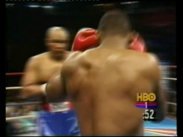 George Foreman vs Alex Stewart 11-04-1992