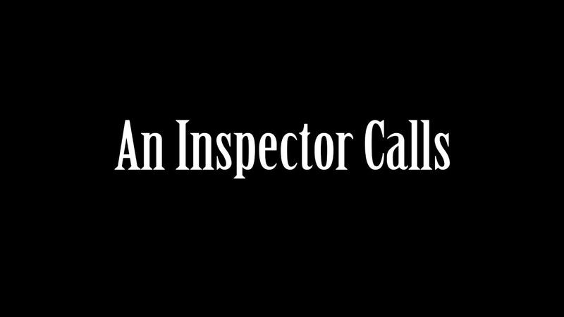 Визит инспектора. An Inspector Calls (2017)
