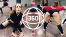Puri x Sneakbo x Lisa Mercedez – Coño • Twerk Dance 360 VR Video ( VRKINGS)