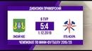 Чемпионат Дивизион Приморский Лисий нос ПТБ Искра 5 4 видеообзор