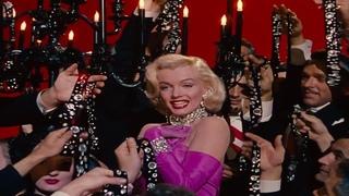 1953-Los caballeros las prefieren rubias