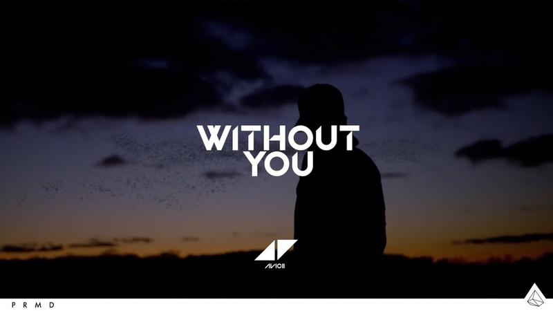 Avicii ║Without You Lyrics Video