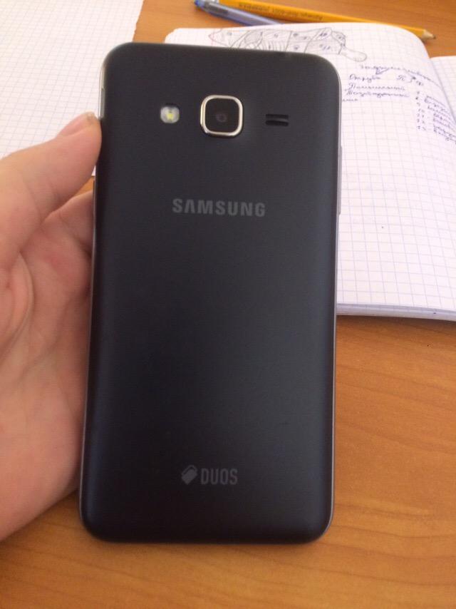 Samsung Galaxy J 3  Отличное полностью рабочее | Объявления Орска и Новотроицка №1341