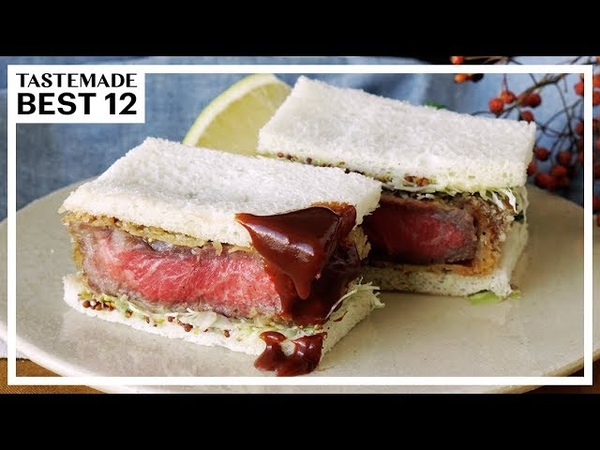 バリエーション無限大 サンドイッチレシピ ベスト12