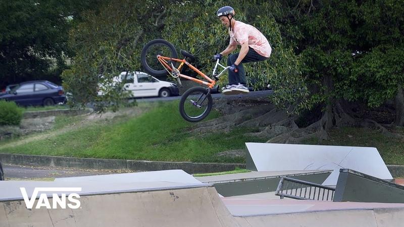 Vans BMX 2019: Welcome to the Family - Alex Hiam | BMX | VANS insidebmx
