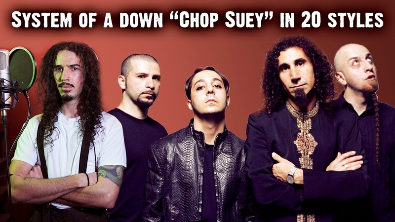 System Of A Down Chop Suey Ten Second Songs 20 Style Cover
