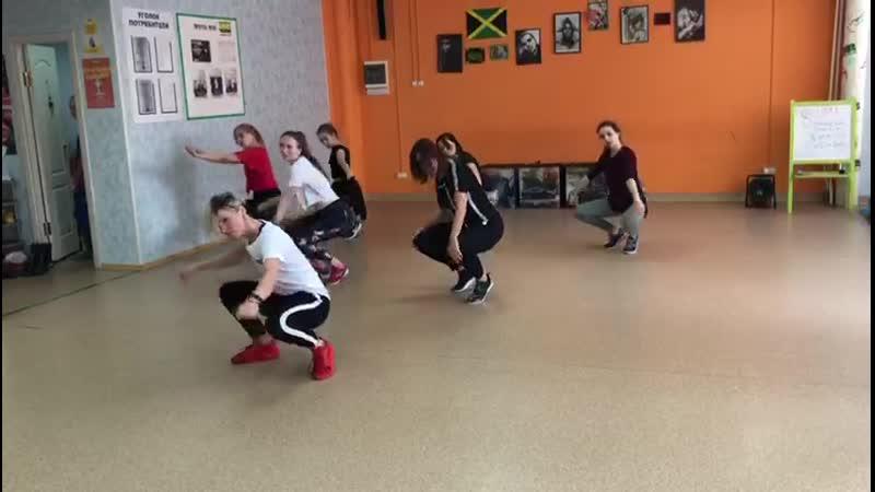 Desperado JazzFunk Gospodareva Choreo 8 3