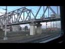 Санкт Петербург Туапсе из окна поезда выборочно