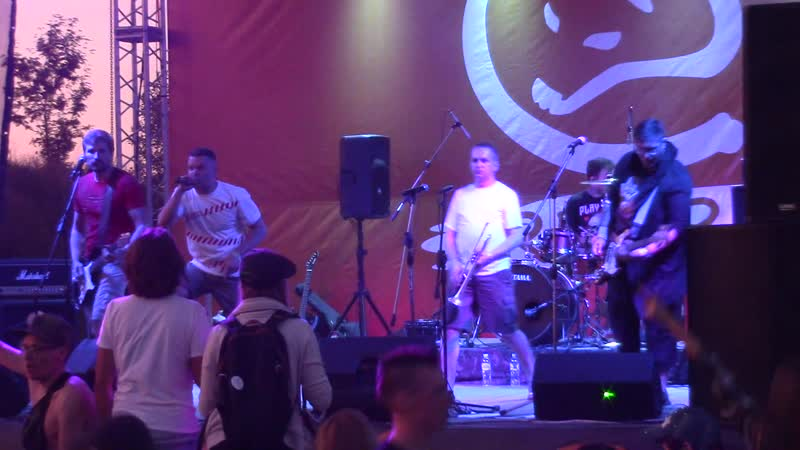 Включай Микрофон - Никогда не поздно (Refir Fest, посёлок Назия, 17.08.2019 г)