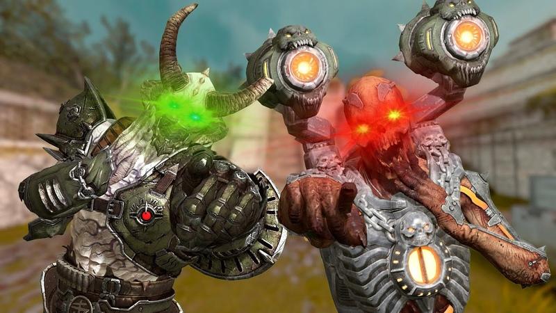 [Gmod] DOOM Eternal BattleSchmoes REANIMATED