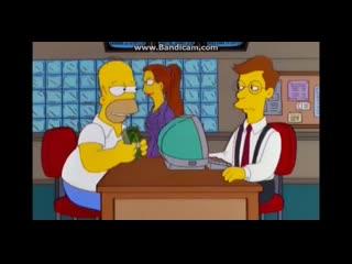 Гомер Симпсон и фондовый рынок