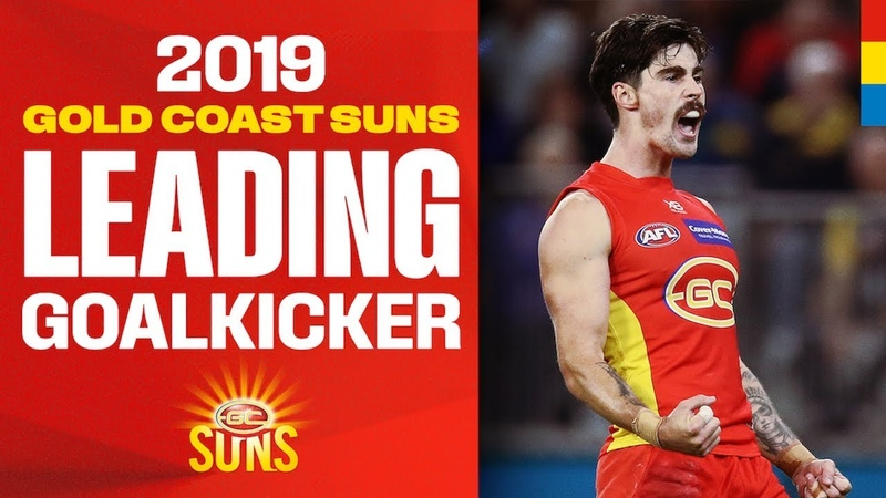Every goal from Alex Sexton in 2019 | Leading Goalkickers | AFL