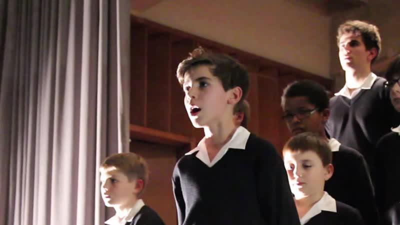 Ave Maria - Louis Deschanel solist de la Maîtrise des Petits Chanteurs de France