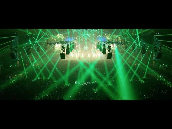 Hard Bass 2018   Team Green live set by D-Block S-te-Fan, Zatox Wildstylez