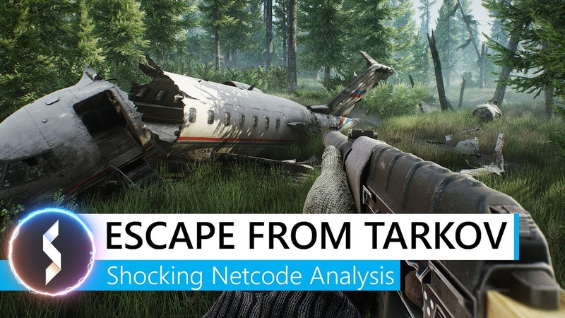 Escape from Tarkov 's Shocking Netcode Analysis