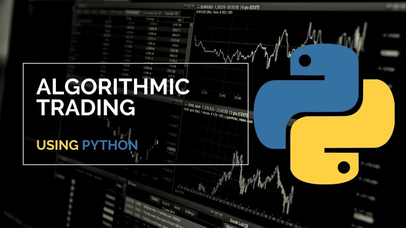 Algorithmic Trading Strategy Using Python