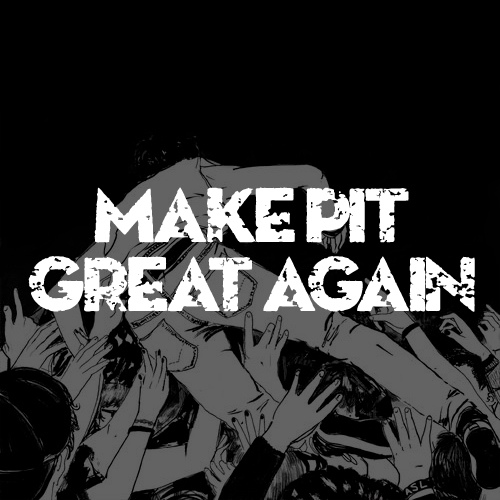 Афиша Самара 23.11 - MAKE PIT GREAT AGAIN CHEER DUCK