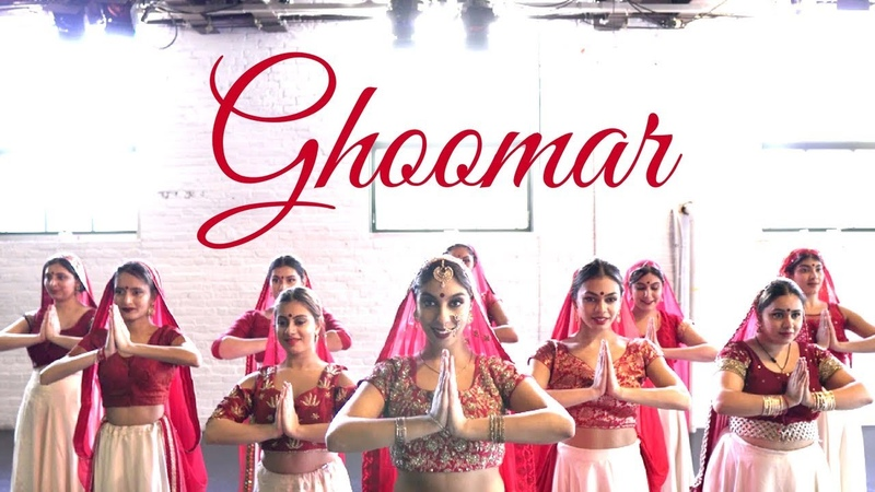 Ghoomar Dance Padmaavat Indian Classical Bollywood Choreography by Shereen Ladha