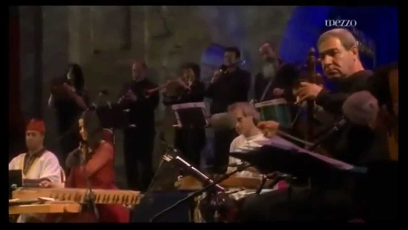 JERUSALÉN La Ciudad De Las Dos Paces Concierto de Jordi Savall