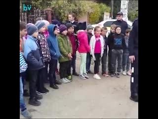 ПДД по Молдавски или урок жизни