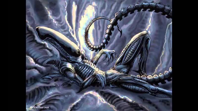 50 оттенков Брюса [Alien: Isolation] 12