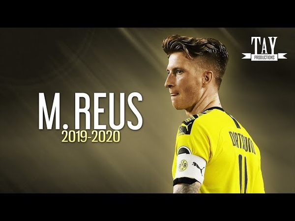 Marco Reus 2019-2020 • The Crafty German • Sublime Skills and Goals
