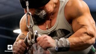 Old School Biceps & Triceps Workout | Guy Cisternino & Branch Warren
