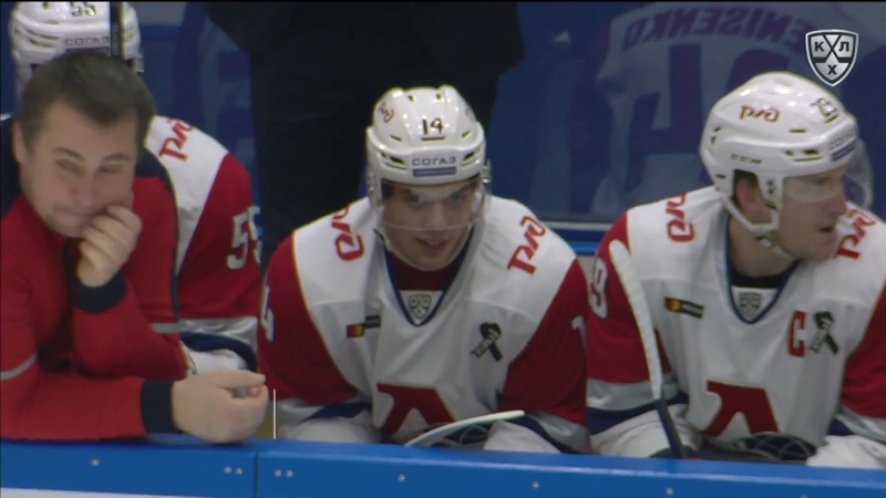 Denisenko ties the game in his home city
