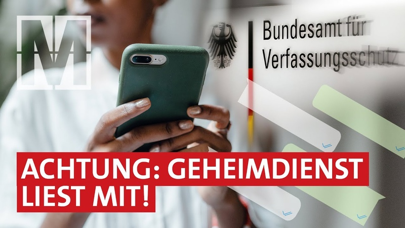 Handy Überwachung Alle Macht dem Verfassungsschutz MONITOR