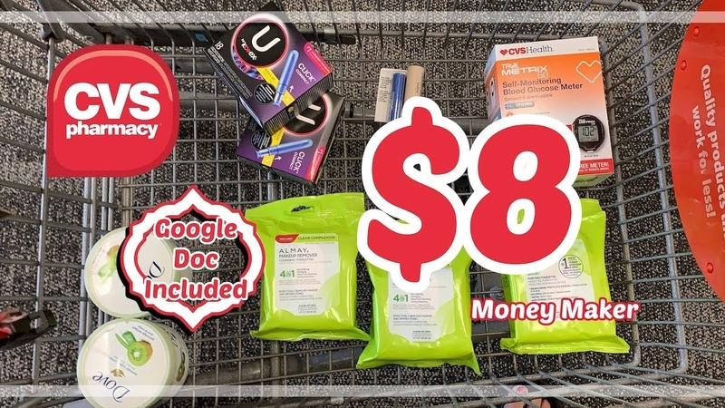 HUGE MONEY MAKER that EVERYONE CAN DO CVS In Store Couponing 8 11 to 8 17