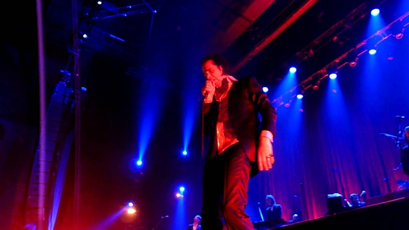 Nick Cave - Red Right Hand @ HMH (2/9)