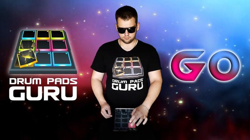 SIM ART GO Drum Pads Guru