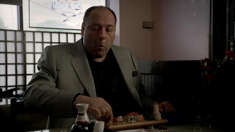 S06E01 22 Тони сходил в Норис без Кармелы и у неё пригорело из за срыва семейной романтики