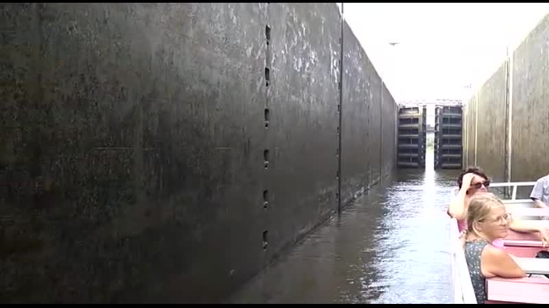 Плотина Минден