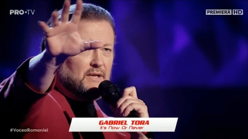 Gabriel Tora ( Vocea Romaniei ) 27 Septembrie 2019