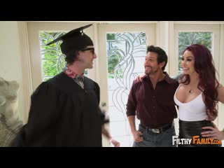 Filthyfamily fucking my step-son after graduation / tommy gunn, lucas frost, monique alexander