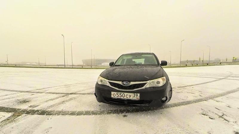 Какое масло лить в Subaru СВАП Subaru Impreza GH Наш Гараж
