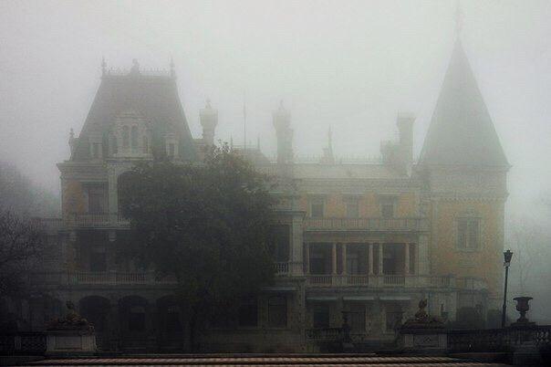 Массандровский дворец, Крым