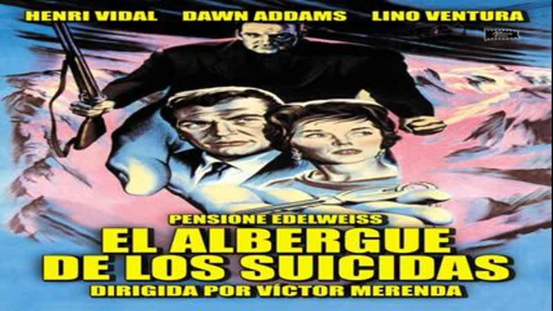 .Cine Clásico.-El albergue de los suicidas.-(1959).Español
