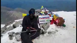 Elbrus 5642 expedition for India independent day - 2019, two world record made by one expedition