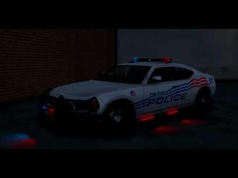 [SHW] Detroit Police Department Dodge Charger