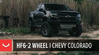 Chevrolet Colorado   Vossen HF6-2 Truck Wheel