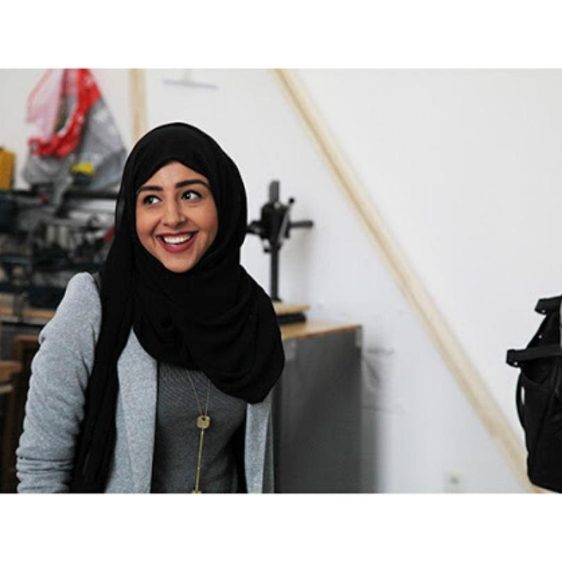 Мэйсун Салех — художница из Эмиратов, которую ты должен знать, изображение №1