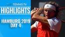 Zverev, Fognini Safely Through Carreno Busta Defeats Struff Hamburg 2019 Highlights Day 4