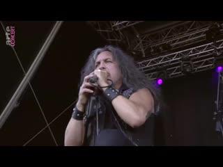 Death Angel - Live Summer Breeze (2019)